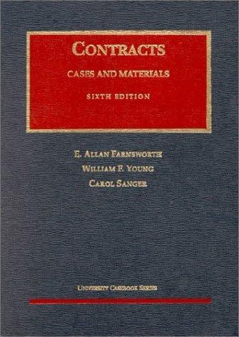 Farnsworth's Contracts
